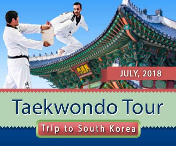 Taekwondo Tour