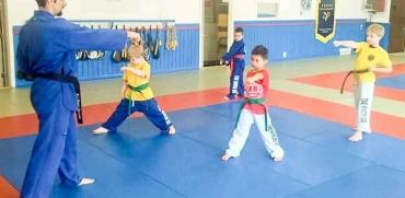 Tiny Tiger Taekwondo